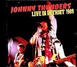 Johnny Thunders/MI,USA 1989 1CD-R