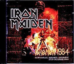 Iron Maiden/Germany 1984 1CD-R