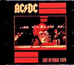 AC/DC/France 1979 1CD-R