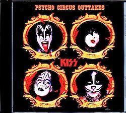 Kiss/Psycho Circus Outtakes 2CD-R