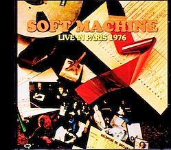 Soft Machine/France 1976 1CD-R