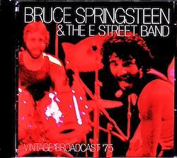 Bruce Springsteen & the E Street Band/NY,USA 1975 1st Show 2CD-R