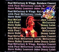 Paul McCartney/London,UK 12.5.1979 1CD-R