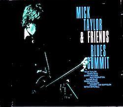 Mick Taylor & Friends/London,UK 2008 2CD-R