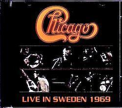 Chicago/Sweden 1969 2CD-R