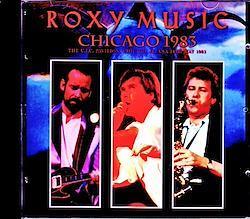 Roxy Music/IL,USA 1983 2CD-R
