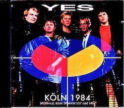 Yes/Germany 1984 2CD-R