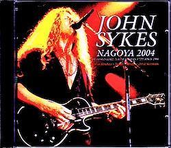 John Sykes/Aichi,Japan 2004 2CD-R