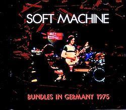 Soft Machine,Allan Holdsworth/Germany 1975 1CD-R