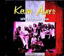 Kevin Ayers/France 1976 1CD-R