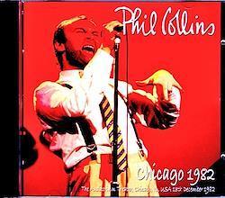 Phil Collins/IL,USA 1982 2CD-R