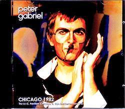 Peter Gabriel/IL,USA 1982 2CD-R