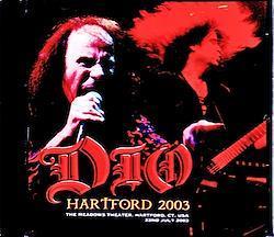 Dio/CT,USA 2003 1CD-R