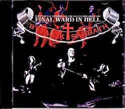 Black Sabbath/IL,USA 1980 2CD-R