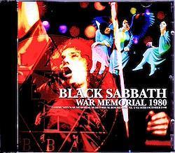 Black Sabbath/NY,USA 1980 2CD-R