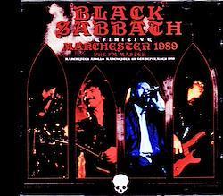 Black Sabbath/UK 1989 & more Upgrade 2CD-R