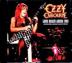 Ozzy Osbourne,Randy Rhoads/CA,USA 6.27.1981 1CD-R