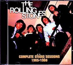 Rolling Stones/Complete Studio Sessions 1965-1966 2CD-R