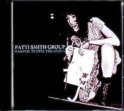 Patti Smith Group/MI,USA 1979 & more 1CD-R