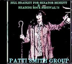 Patti Smith Group/NJ,USA 1978 & more 1CD-R