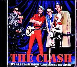 Clash,The/NY,USA 1982 1CD-R