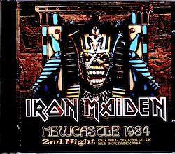Iron Maiden/UK 9.16.1984 2CD-R