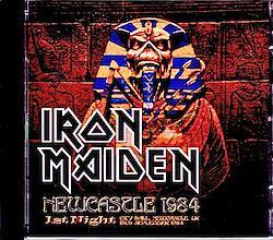 Iron Maiden/UK 9.15.1984 2CD-R