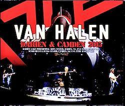 Van Halen/NY,USA 2015 & more 3CD-R