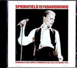 David Bowie/MA,USA 1976 2CD-R