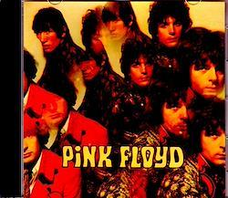 Pink Floyd/ The Piper at the Gates of Dawn US 1967 Tower Mono LP Version 1CD-R