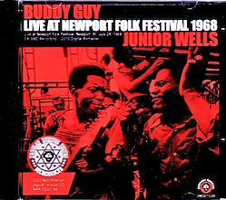 Buddy Guy,Junior Wells/RI,USA 1968 1CD-R