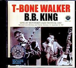 T-Bone Walker,B.B King/CA,USA 1967 1CD-R