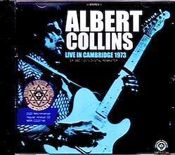 Albert Collins/MA,USA 1973 1CD-R