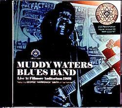 Muddy Waters/CA,USA 1966 3 Days 2CD-R