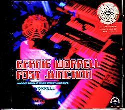 Bernie Worrell Post Junction/PA,USA 2008 1CD-R