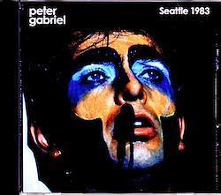 Peter Gabriel/WA,USA 1983 2CD-R
