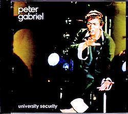 Peter Gabriel/MI,USA 1982 2CD-R