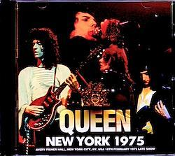 Queen/NY,USA 1975 Late Show New Source 2CD-R