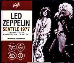 Led Zeppelin/WA,USA 1977 Upgrade 3CD-R