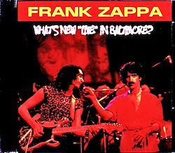 Frank Zappa/MD,USA 1981 2CD-R