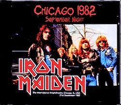 Iron Maiden/IL,USA 1982 1CD-R