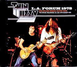 Thin Lizzy/CA,USA 1978 1CD-R
