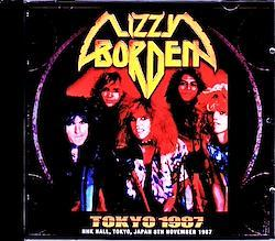 Lizzy Borden/Tokyo,Japan 1987 2CD-R
