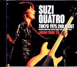 Suzi Quatro/Tokyo,Japan 10.10.1975 2CD-R