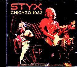 Styx/IL,USA 1983 2CD-R