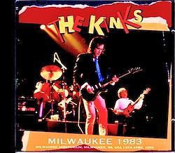 Kinks/WI,USA 1983 2CD-R