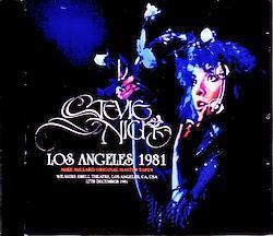 Stevie Nicks/CA,USA 1981 Mike Millard Original Master Tapes 1CD-R