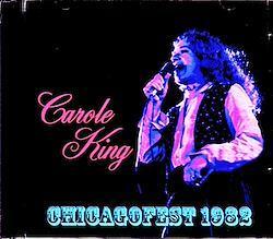 Carole King/IL,USA 1982 2CD-R