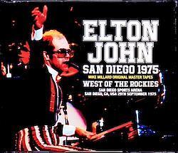 Elton John/CA,USA 1975 Mike Millard Original Master Tapes 3CD-R