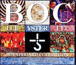 B.O.C. Blue Oyster Cult/US Tour Soundboard Collection 1973-1982 3CD-R